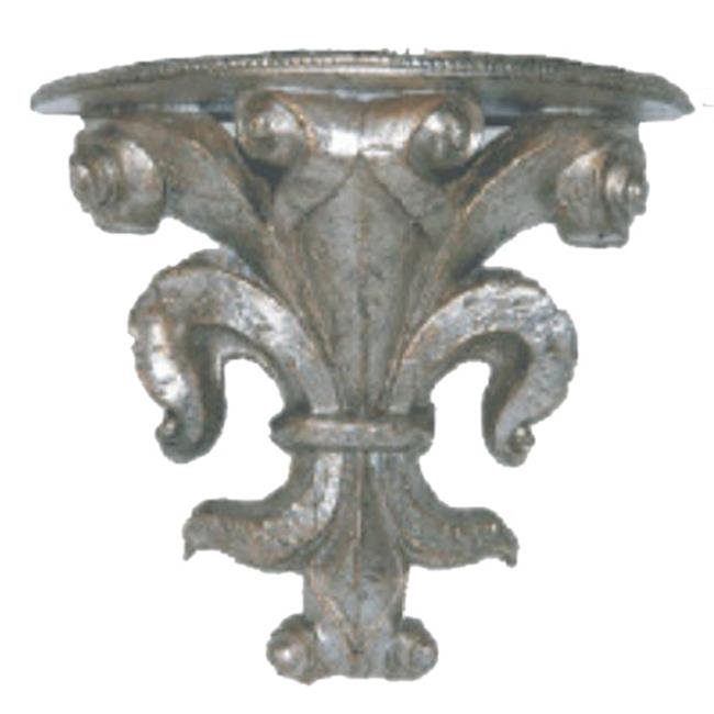 Hickory Manor Left Renaissance Decorative Bracket Verona